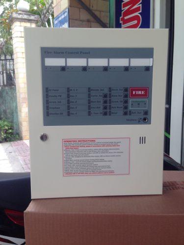 Tủ trung tâm báo cháy Horing 5 kênh