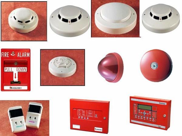 Tại sao nên sử dụng các thiết bị báo cháy Horing