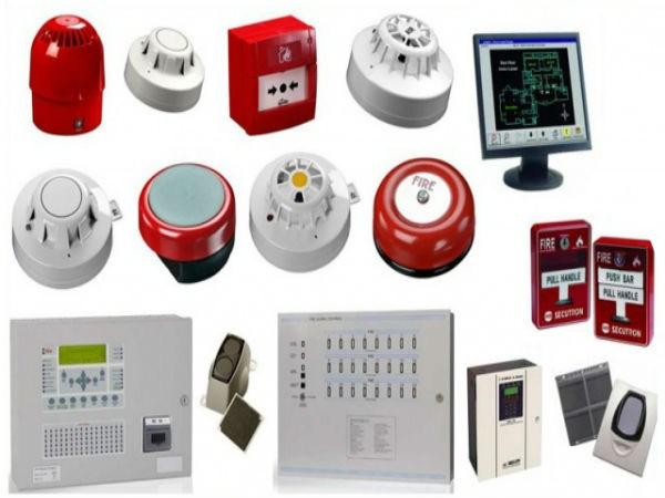 Hệ thống các thiết bị báo cháy Horing