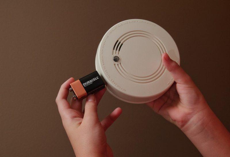 Các mẹo bảo trì đầu báo khói