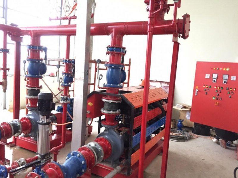 Những lưu ý quan trọng khi sử dụng máy bơm chữa cháy Shibaura TF516MH-A