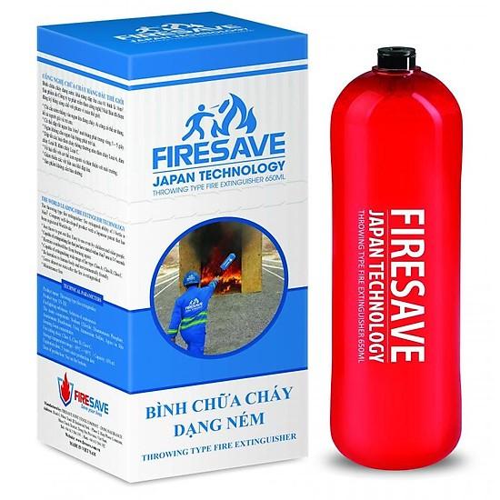 Bình chữa cháy Fivesave