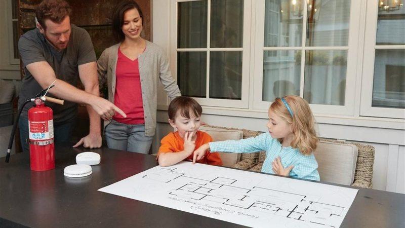 Nên chọn loại bình chữa cháy nào cho gia đình của bạn