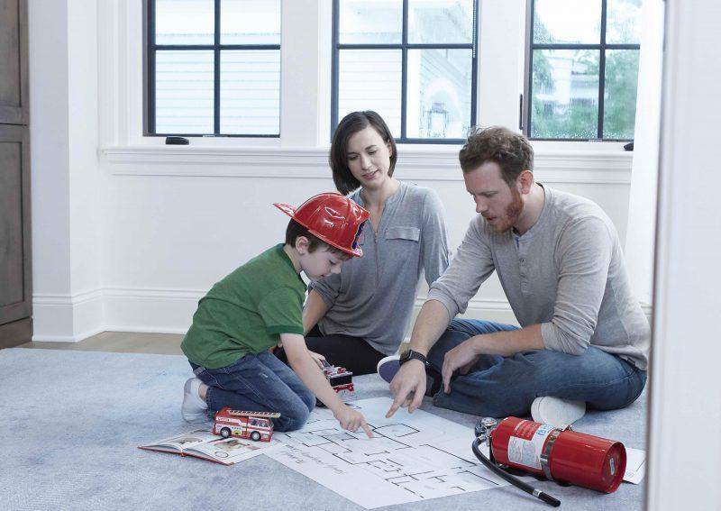 Những lưu ý trước khi mua bình cứu hỏa gia đình