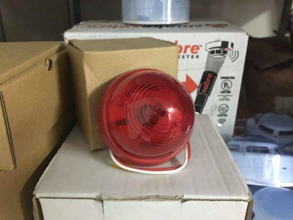 Đèn báo cháy hoạt động như thế nào?