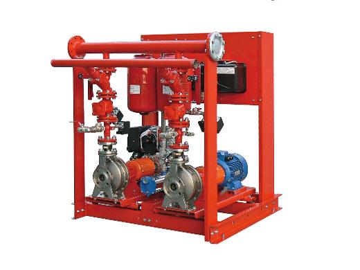 Hệ thống bơm chữa cháy theo tiêu chuẩn NFPA 20