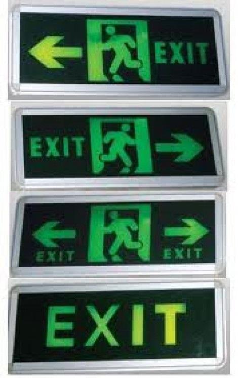 Ưu điểm đèn exit 2 mặt