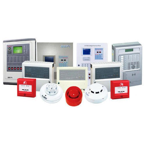 Gst Fire Alarm System 500x500