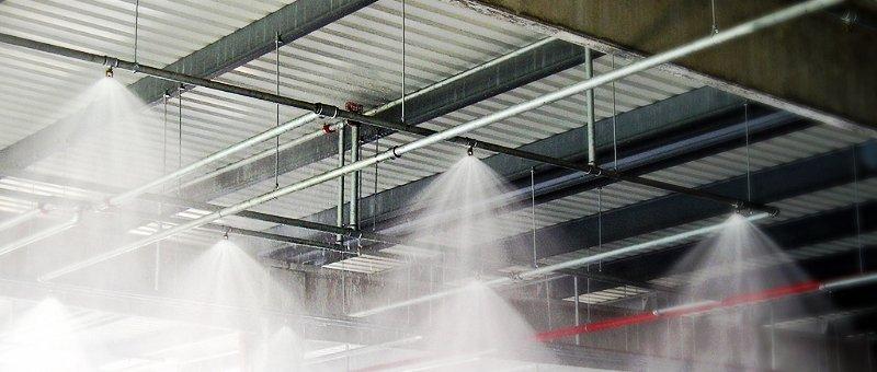 Hệ thống sprinkler là gì?