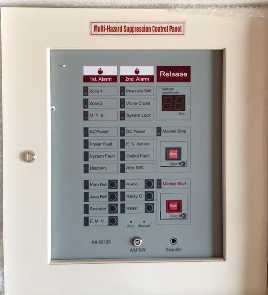Màn hình tủ điều khiển Horing