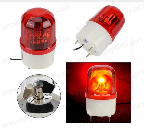 Các loại đèn chớp cảnh báo nguy hiểm