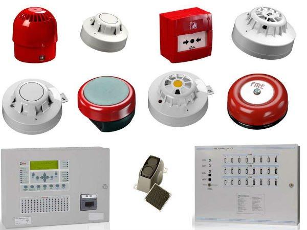 Các thiết bị báo cháy Horing