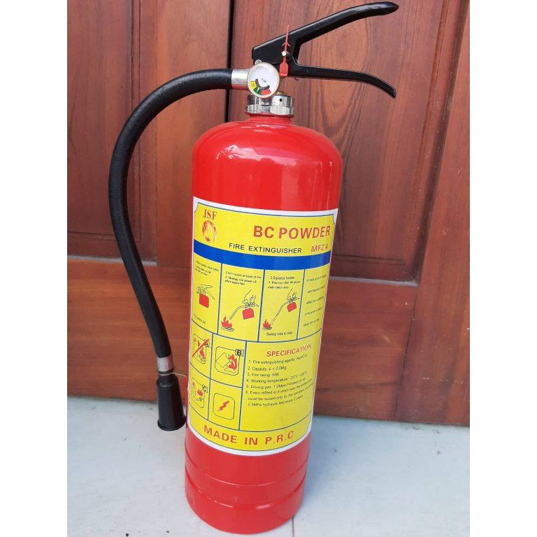 Bình chữa cháy dạng bột 4kg