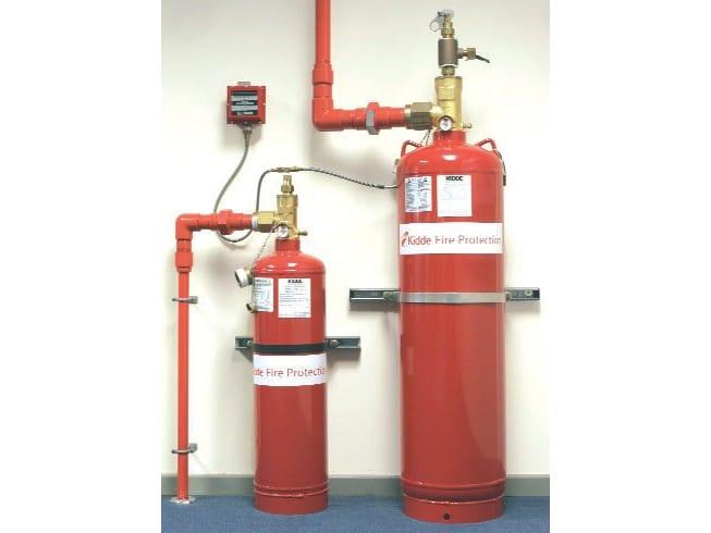 Bình chữa cháy khí FM-200