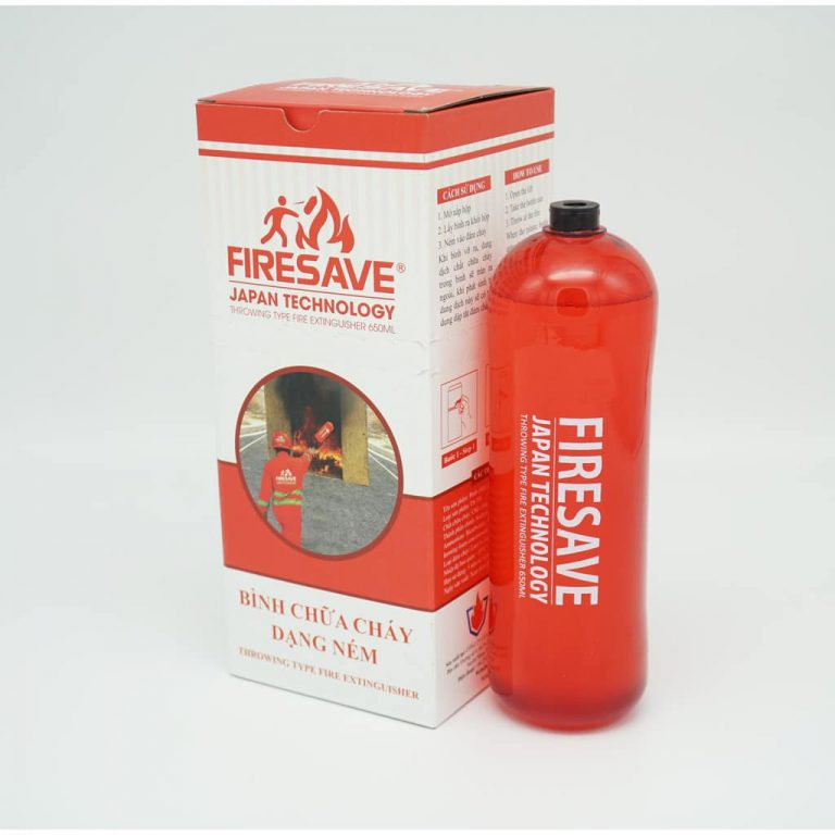 Bình Chữa Cháy Dạng Ném firesave