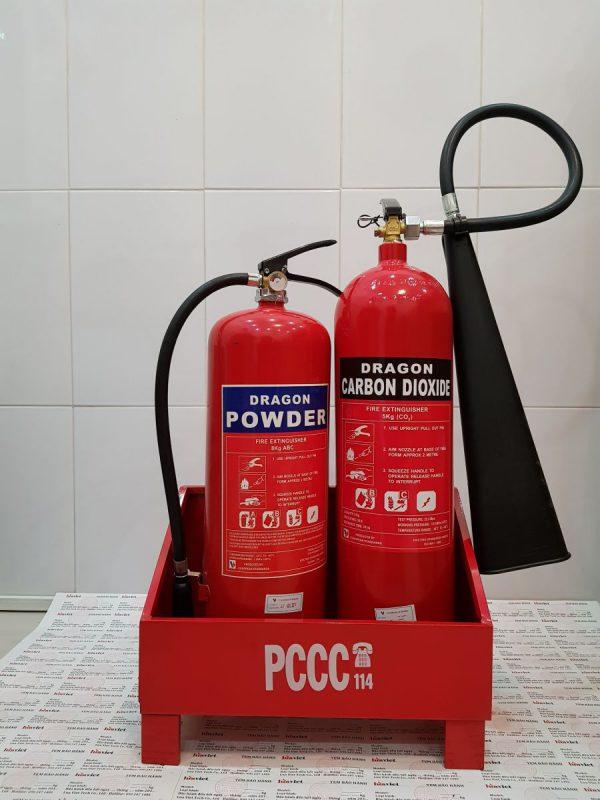 Các yêu cầu đối với việc bảo quản bình chữa cháy